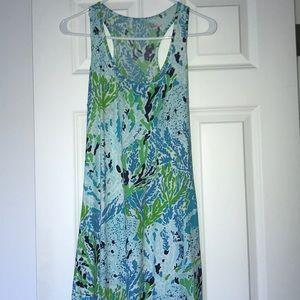 Lily Pulitzer small summer dress
